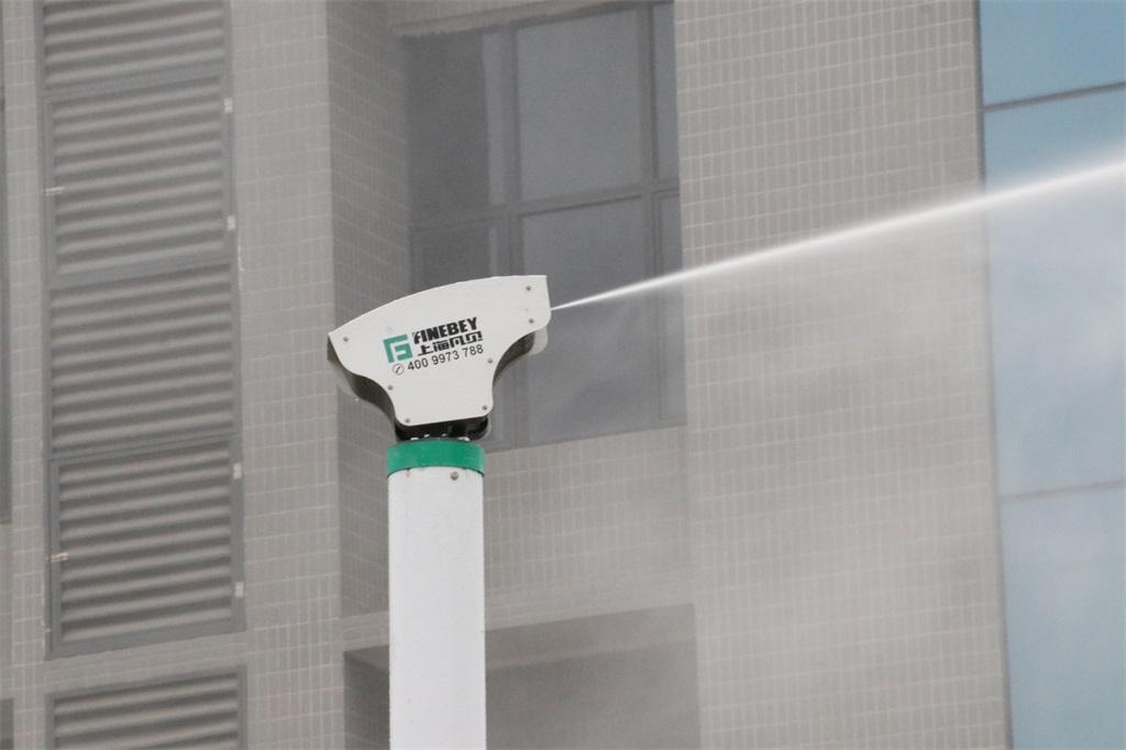 室外抑尘系统