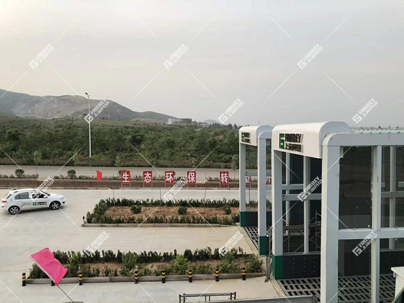 上海凡贝龙门式24米洗车机