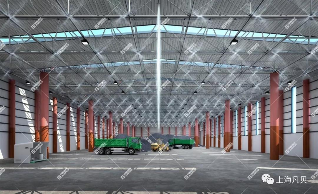 上海凡贝助力河北鑫达钢铁成功打造智能料场!