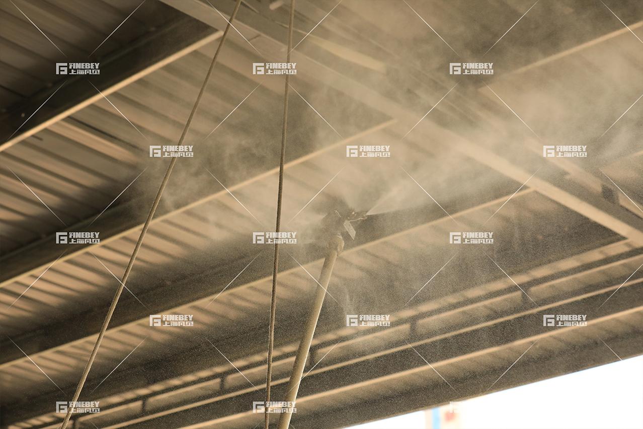 飞雾抑尘系统FBS-N26/N52