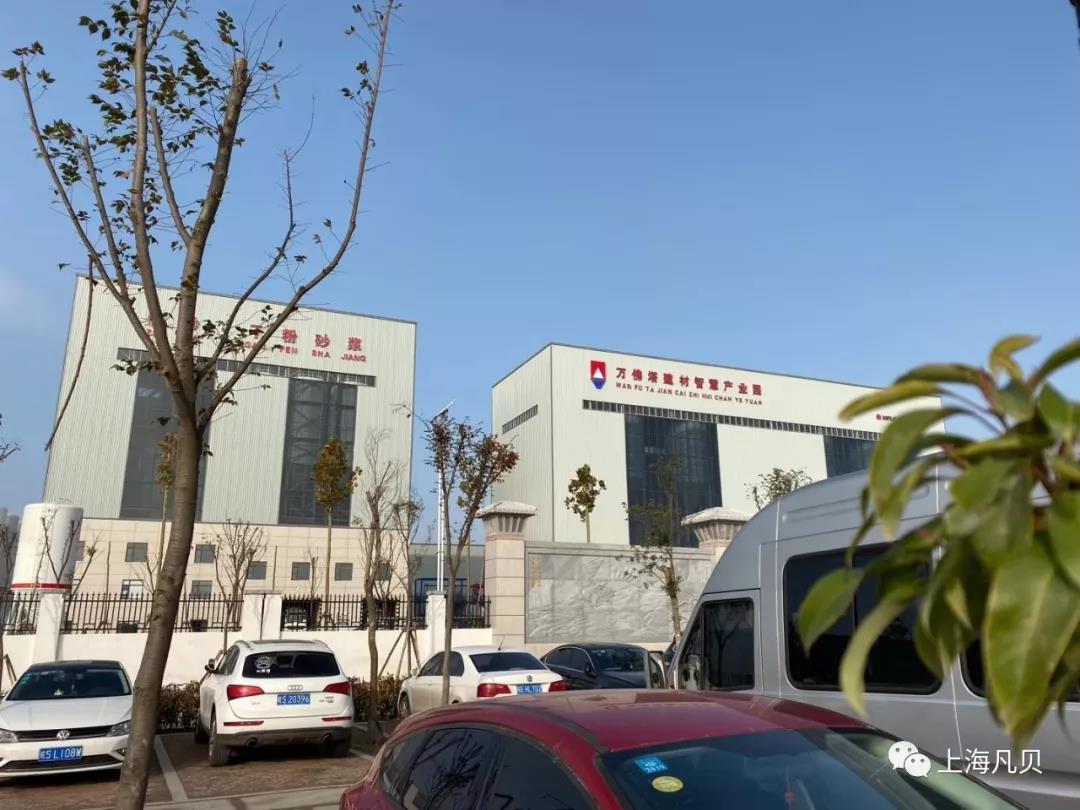 【探园】走进绿色智慧产业园——蒙城万佛塔
