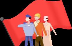 【五一•劳动节】致敬疫情守护者,致敬每一名劳动者!