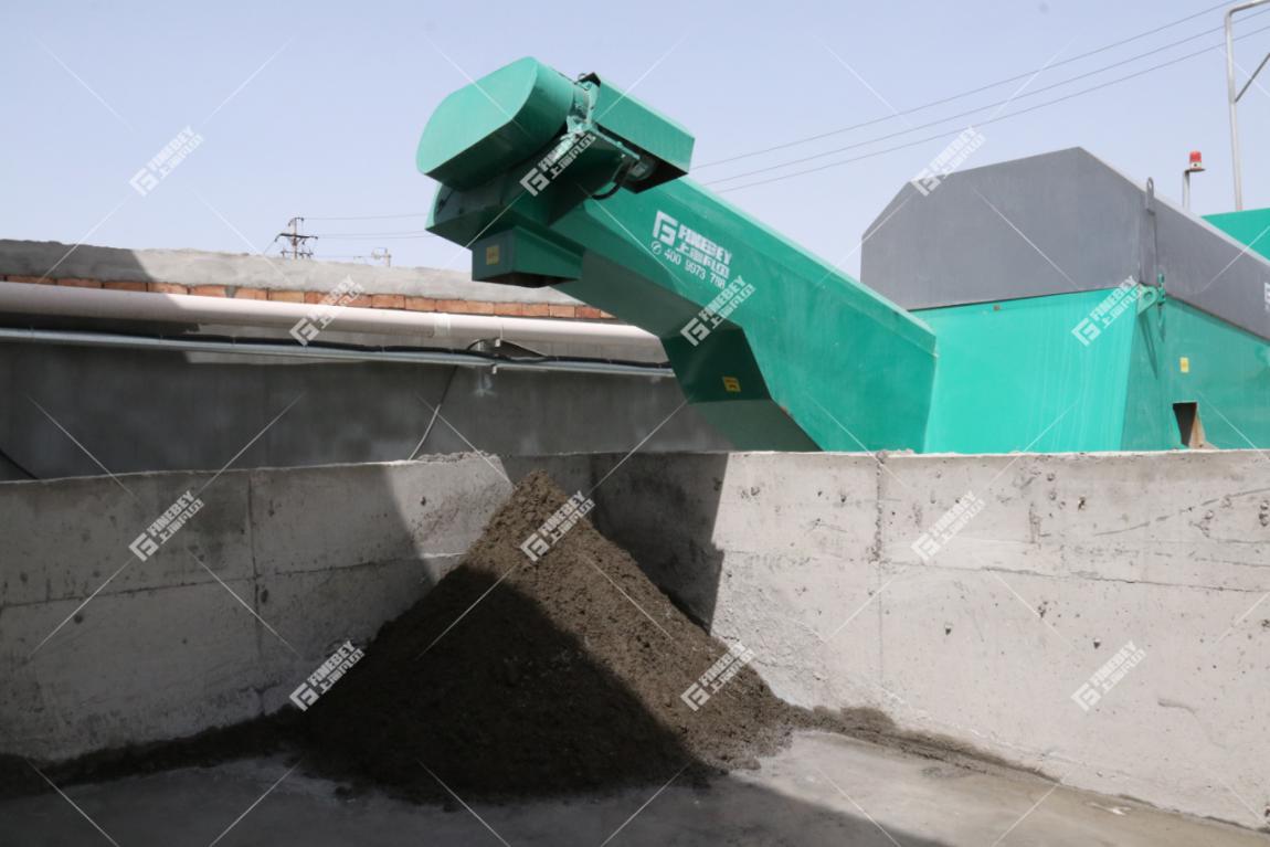 砂石分离机到底是怎么做到资源循环的?