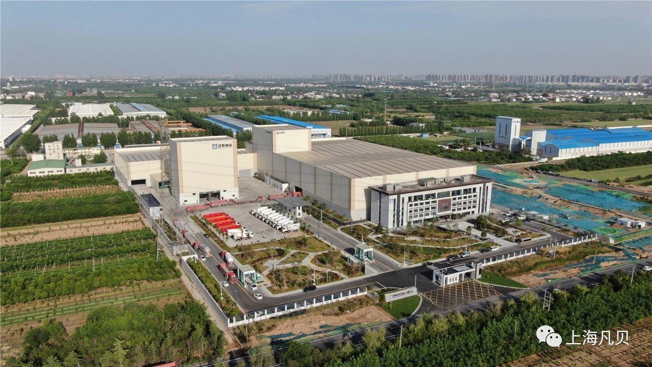 全国混凝土搅拌站再竖新标杆,郑州众联打造零排放生产线!上海凡贝洗车机、砂石分离机、喷雾、室外抑尘等环保设备前来助力