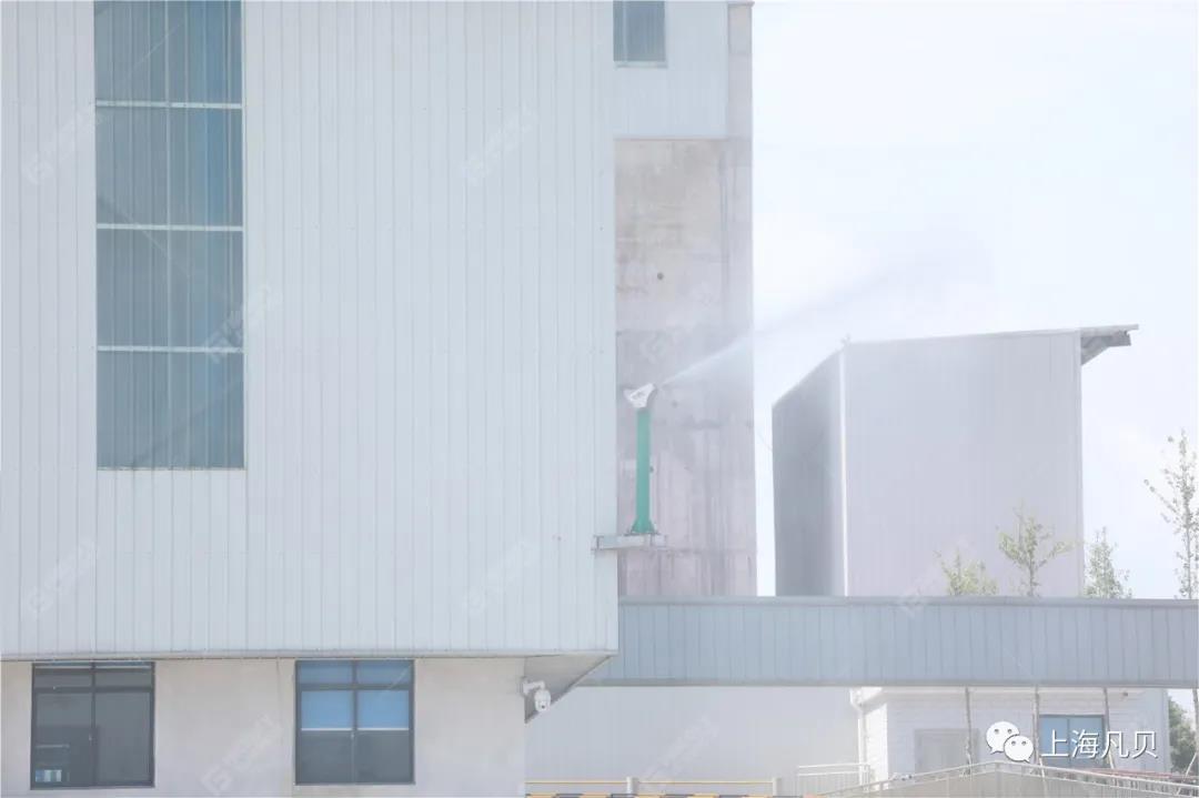 走进南方新材料中煌站 上海凡贝卸料口洗车机、室外扬尘让您实现现代化工业与自然生态文明的和谐共存