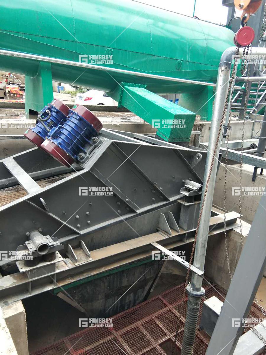 上海凡贝F30系列砂石分离机新升级,首波客户体验看这里(附视频)