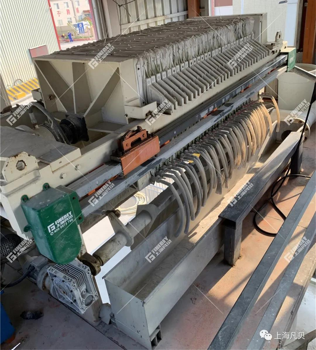 上海凡贝洗车机、砂石分离机、喷雾使用一年两年后,设备依旧如新
