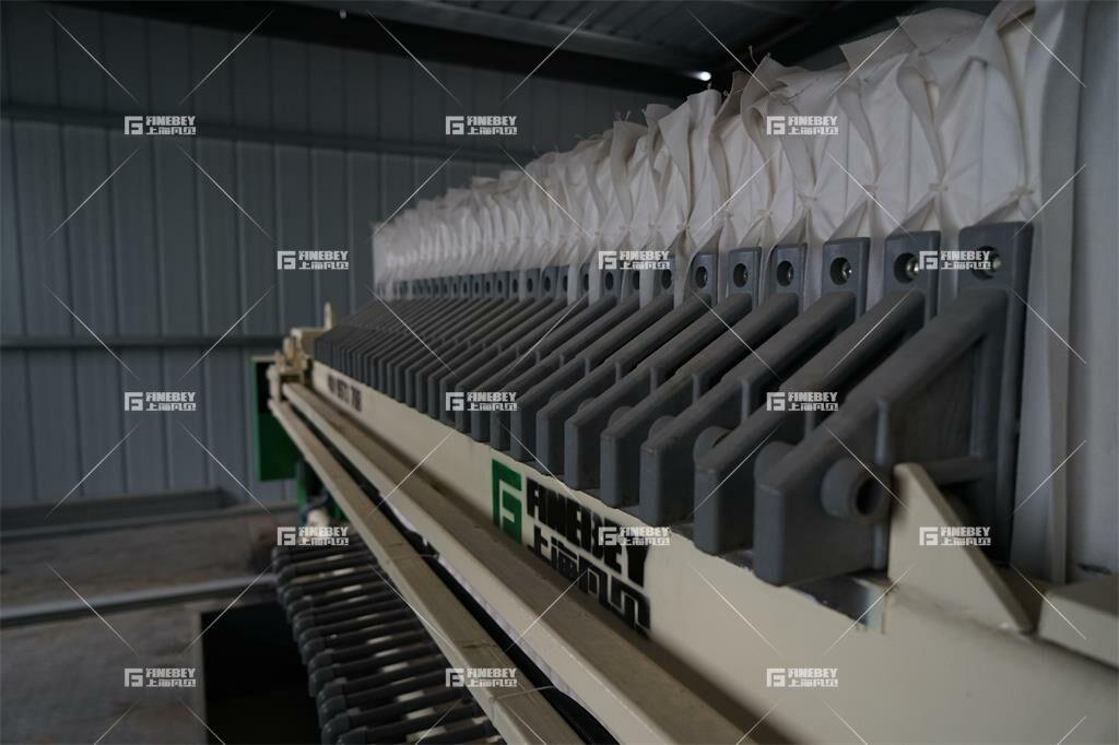 压滤机市场份额与技术实力息息相关
