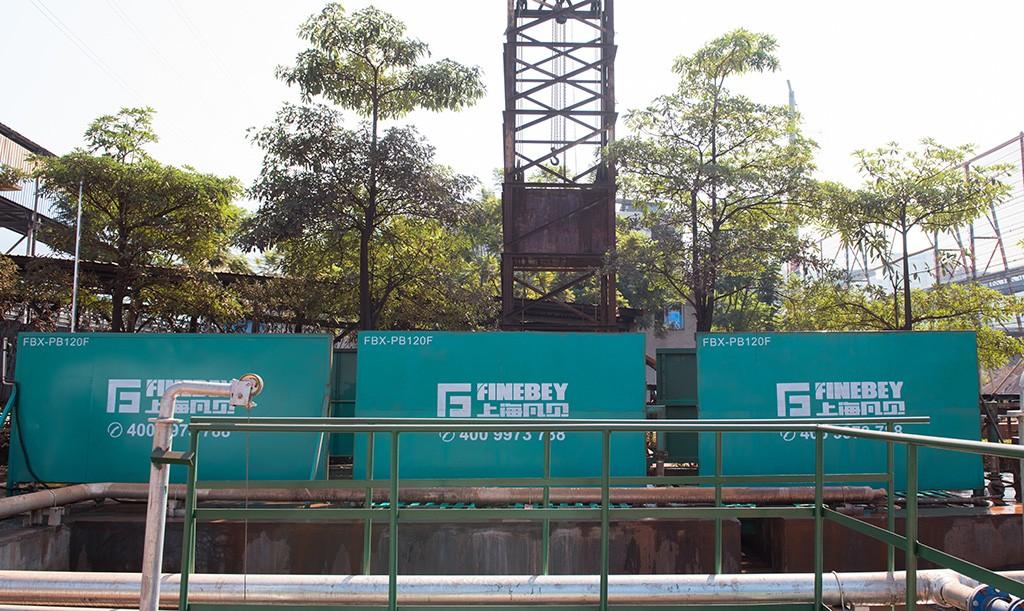 福建三钢集团环保改造案例