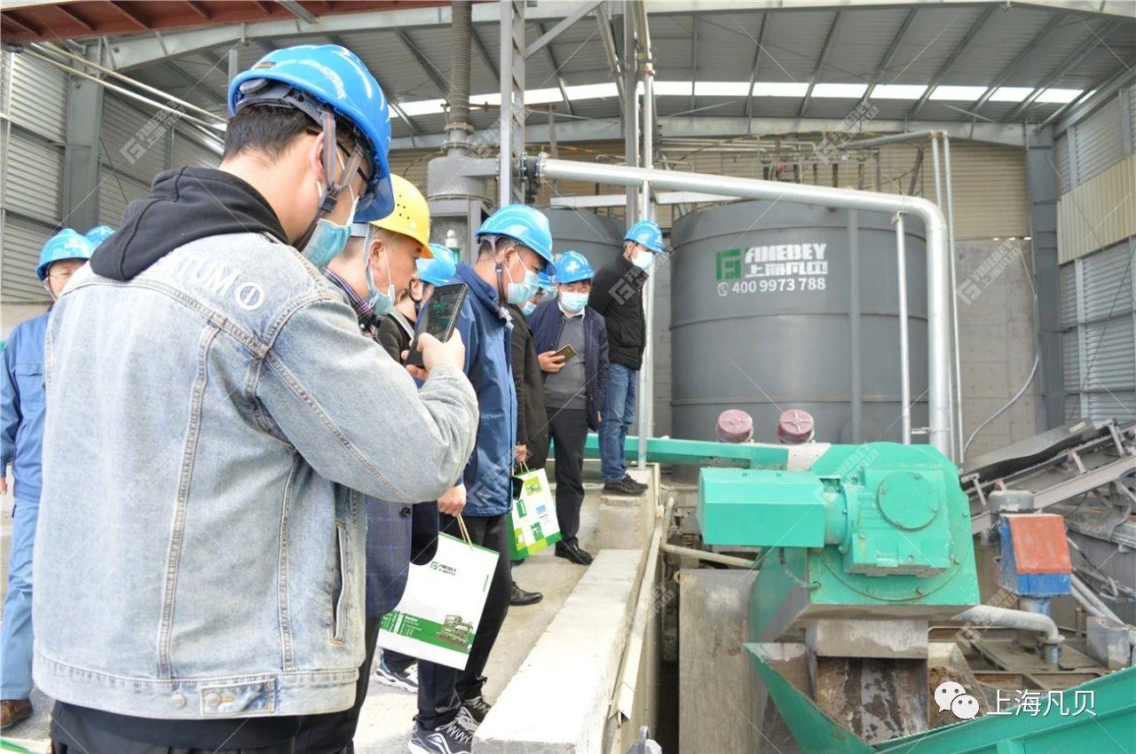 绿色是企业高质发展的底色——记引来洛阳砼仁观摩的郑州众联商砼