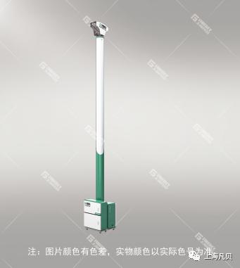 产品 | 来了!上海凡贝室外抑尘系统系列隆重登场