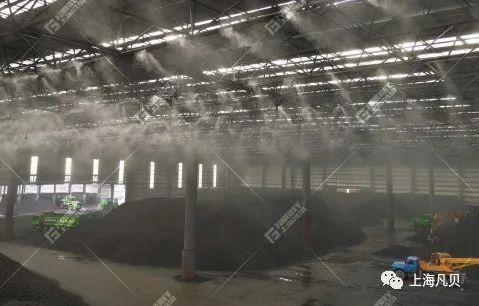 产品 | 来了!上海凡贝喷雾抑尘系统系列隆重登场(案例视频)