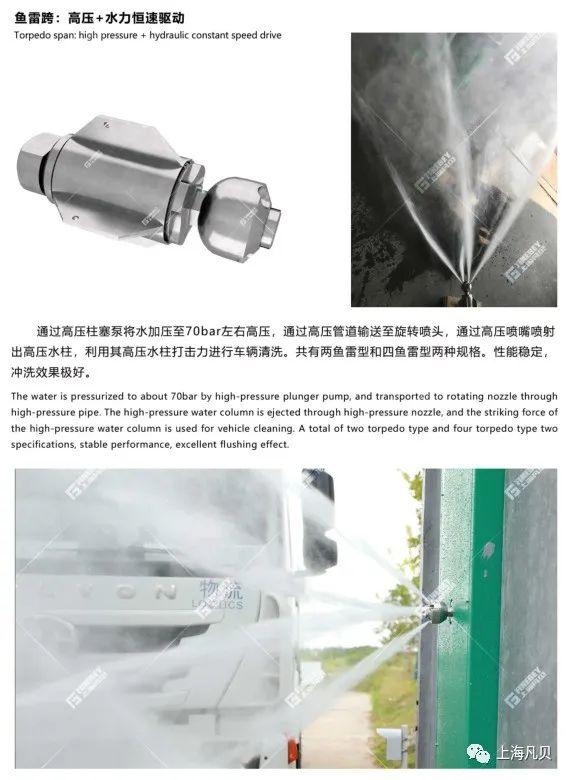 动态 | 凡贝PC工程洗车机落地上海建工同舜站