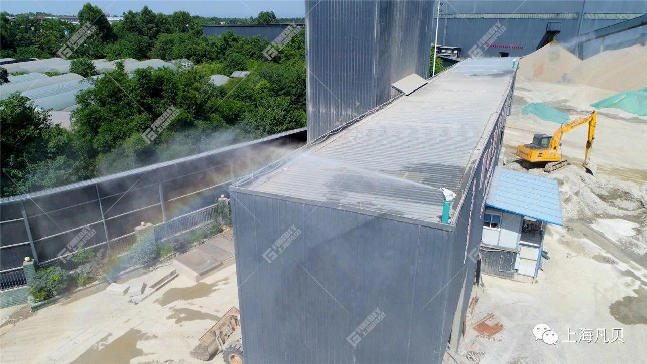 """看见   被网友评为""""成都最美区域""""——龙泉驿区的建材企业环保做法(视频)"""