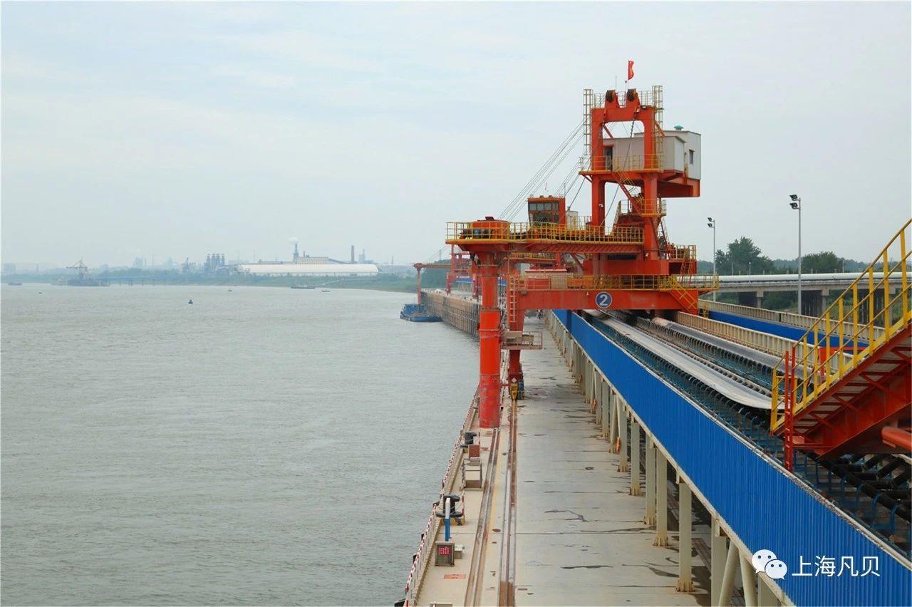 绿色港口建设:港口码头的扬尘粉尘污染防治(视频)